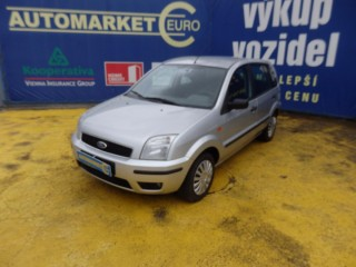 Ford Fusion 1.4i 59KW AUTOMAT č.1