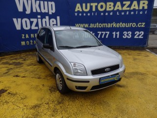 Ford Fusion 1.4i 59KW AUTOMAT č.3