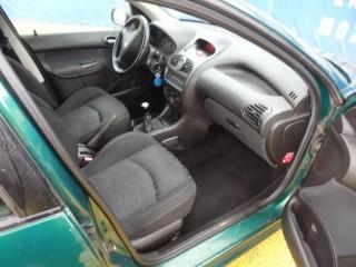 Peugeot 206 2.0 HDi velmi zachovalé č.7
