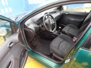 Peugeot 206 2.0 HDi velmi zachovalé č.11