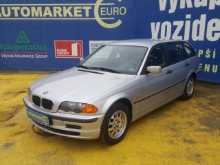 BMW Řada 3 320D 100KW Bez koroze č.1
