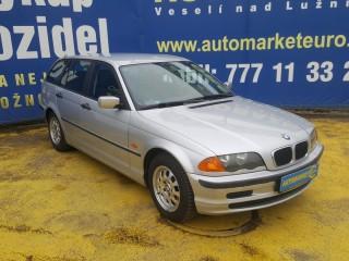BMW Řada 3 320D 100KW Bez koroze č.3