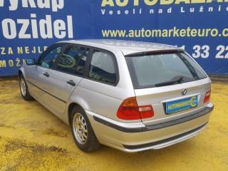 BMW Řada 3 320D 100KW Bez koroze č.4