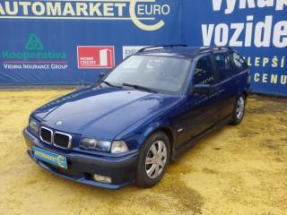 BMW Řada 3 1.8 Tds Rozbvody Řetězem č.1