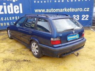BMW Řada 3 1.8 Tds Rozbvody Řetězem č.4