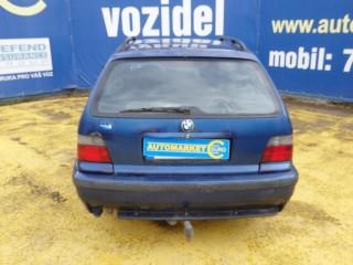 BMW Řada 3 1.8 Tds Rozbvody Řetězem č.5