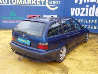 BMW Řada 3 1.8 Tds Rozbvody Řetězem č.6
