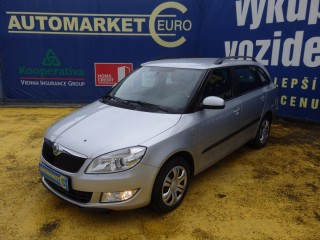 Škoda Fabia 1.6 TDi č.1