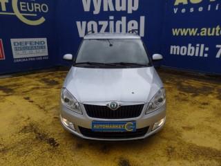 Škoda Fabia 1.6 TDi č.2