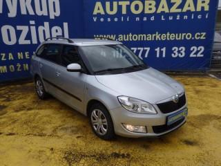 Škoda Fabia 1.6 TDi č.3