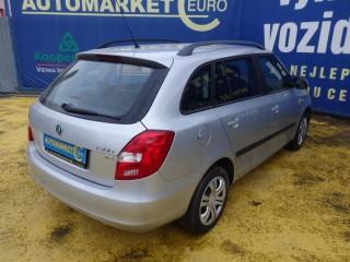 Škoda Fabia 1.6 TDi č.4