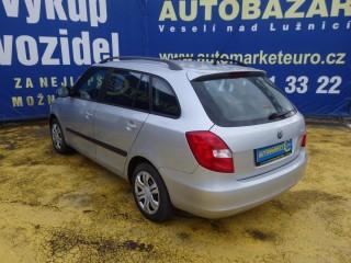 Škoda Fabia 1.6 TDi č.6