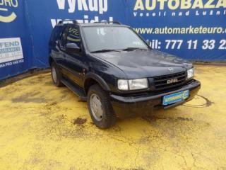 Opel Frontera 2.2 DTi 85KW č.2