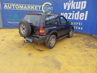 Opel Frontera 2.2 DTi 85KW č.6
