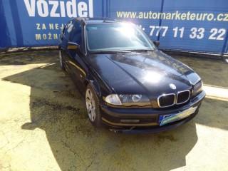 BMW Řada 3 2.0 D 100KW č.2