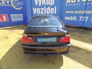 BMW Řada 3 2.0 D 100KW č.5