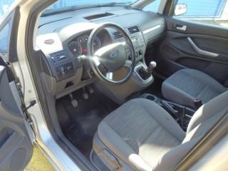 Ford C-MAX 1.6i servisní kniha č.12