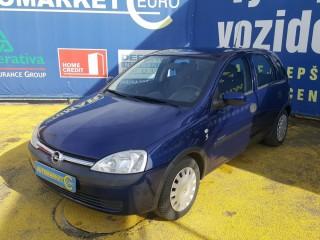 Opel Corsa 1.2i 16V 55KW Klima, 100%KM č.1
