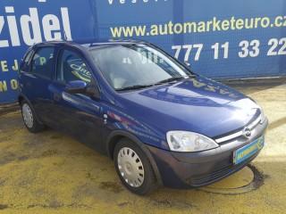 Opel Corsa 1.2i 16V 55KW Klima, 100%KM č.3