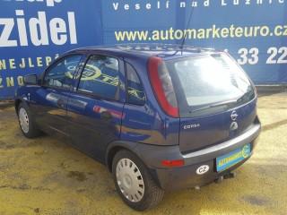 Opel Corsa 1.2i 16V 55KW Klima, 100%KM č.4