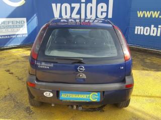 Opel Corsa 1.2i 16V 55KW Klima, 100%KM č.5
