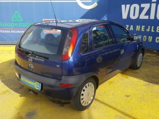 Opel Corsa 1.2i 16V 55KW Klima, 100%KM č.6