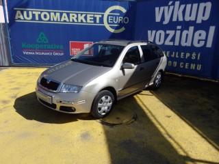 Škoda Fabia 1.2 12v 47 Kw 1. Maj. č.1