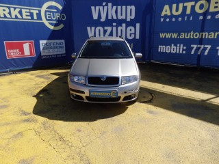 Škoda Fabia 1.2 12v 47 Kw 1. Maj. č.2