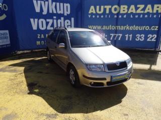 Škoda Fabia 1.2 12v 47 Kw 1. Maj. č.3