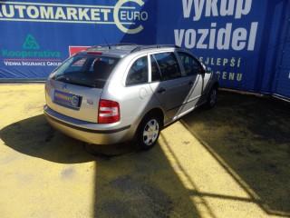 Škoda Fabia 1.2 12v 47 Kw 1. Maj. č.4