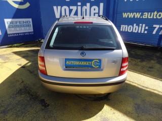 Škoda Fabia 1.2 12v 47 Kw 1. Maj. č.5