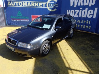 Škoda Octavia 1.9 Tdi č.1