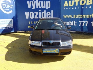 Škoda Octavia 1.6i 75KW 100%KM č.1