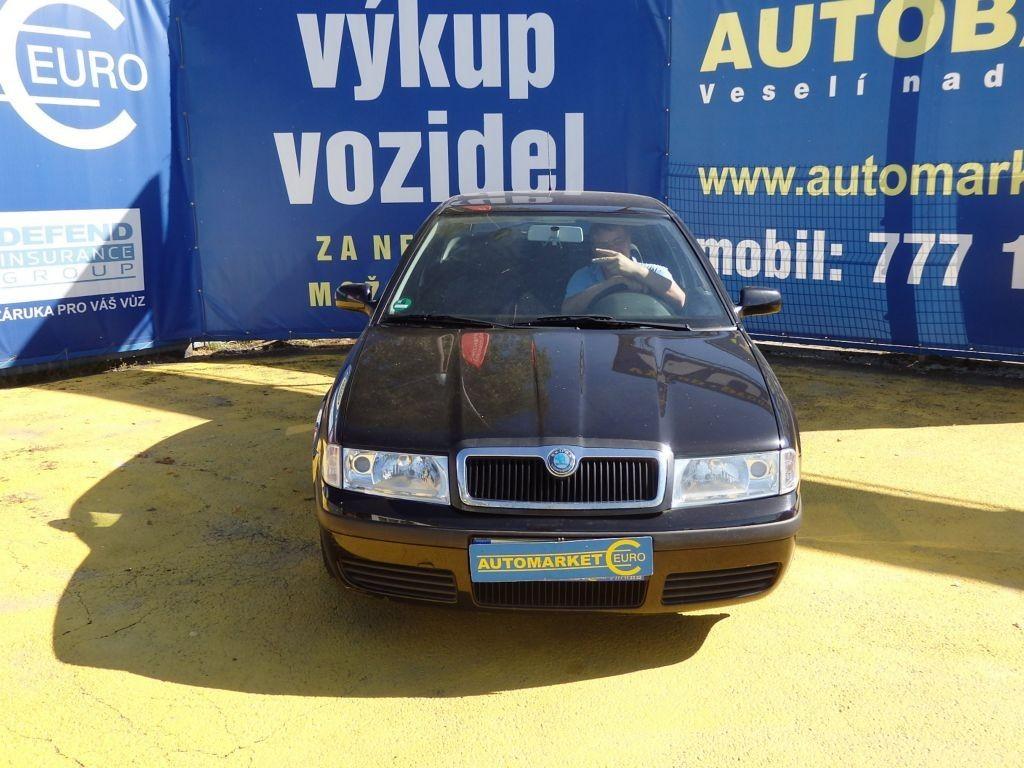 Škoda Octavia 1.6i 75KW 100%KM