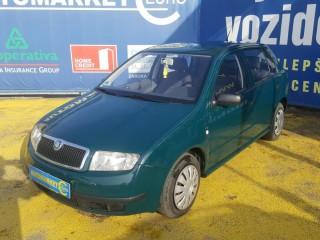 Škoda Fabia 1.4 MPi č.1
