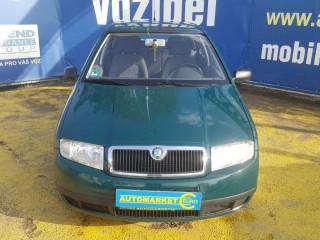 Škoda Fabia 1.4 MPi č.2
