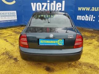 Škoda Superb 1.9 Tdi č.5