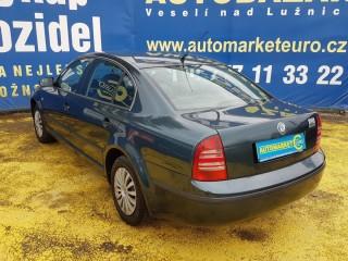 Škoda Superb 1.9 Tdi č.6