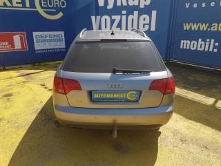Audi A4 2.0 TDi Bez DPF č.5