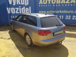Audi A4 2.0 TDi Bez DPF č.6