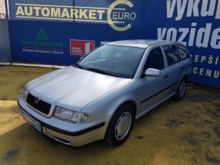 Škoda Octavia 1.9Tdi č.1