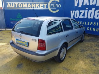 Škoda Octavia 1.9Tdi č.4