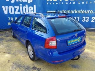 Škoda Octavia 1.9 TDi 77KW č.4