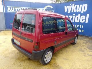 Citroën Berlingo 1.4i Garance KM č.4