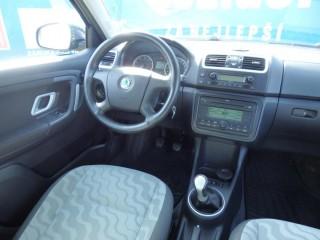 Škoda Fabia 1.6Mpi Style Edition č.8