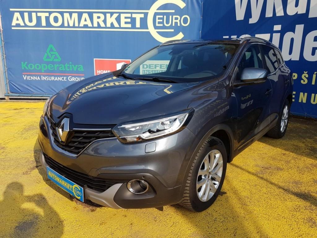 Renault Kadjar 1.2 TCE 96KW 1. Majitel