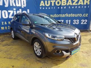 Renault Kadjar 1.2 TCE 96KW 1. Majitel č.3