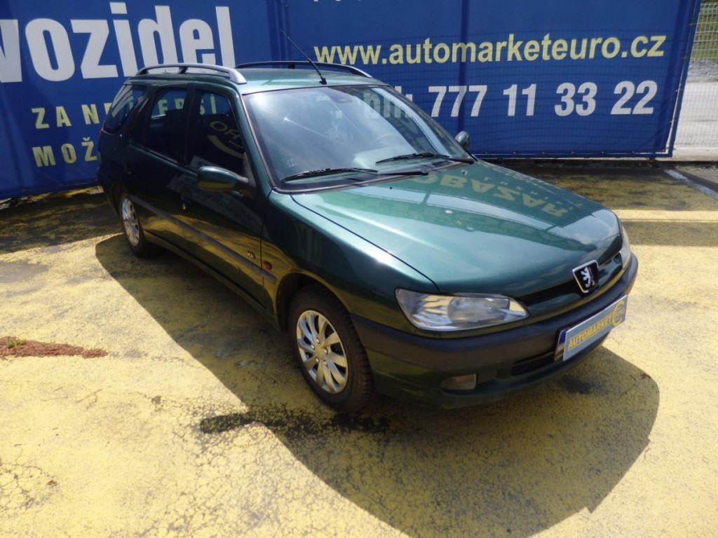 Peugeot 306 1.6i Bez eko
