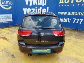 Seat Altea Altea XL 1.4 TSi 92KW č.5