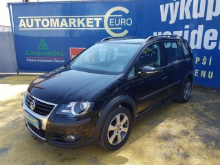 Volkswagen Touran 1.4 TSi 103KW CROSS č.1